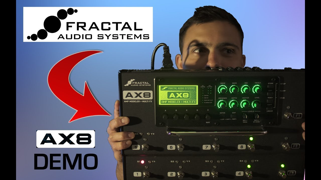 G66 eu - European Distributor for Fractal Audio