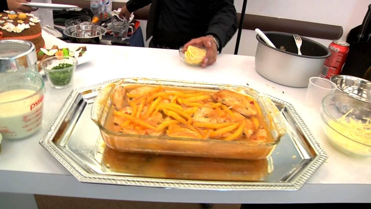 Aprende a cocinar con hornos de microondas panasonic youtube for Cocinar microondas