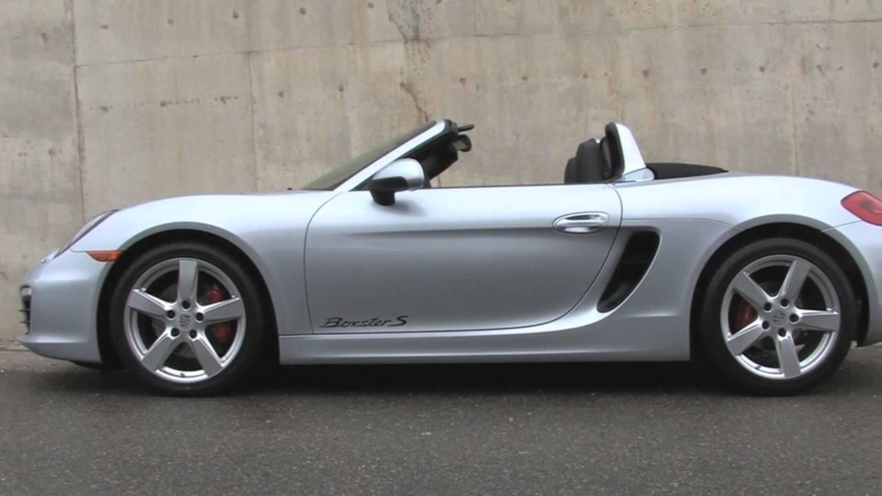2014 Porsche Boxster S - YouTube