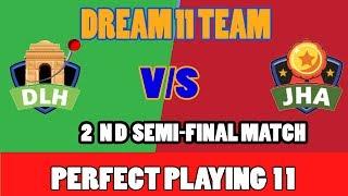 Mumbai vs Delhi Vijay Hazare Trophy Final Match