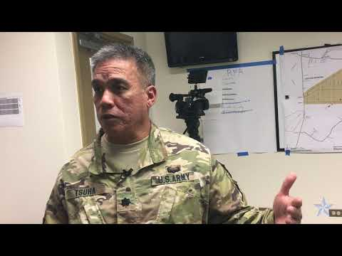 Hawaii National Guard ready to evacuate Puna residents from