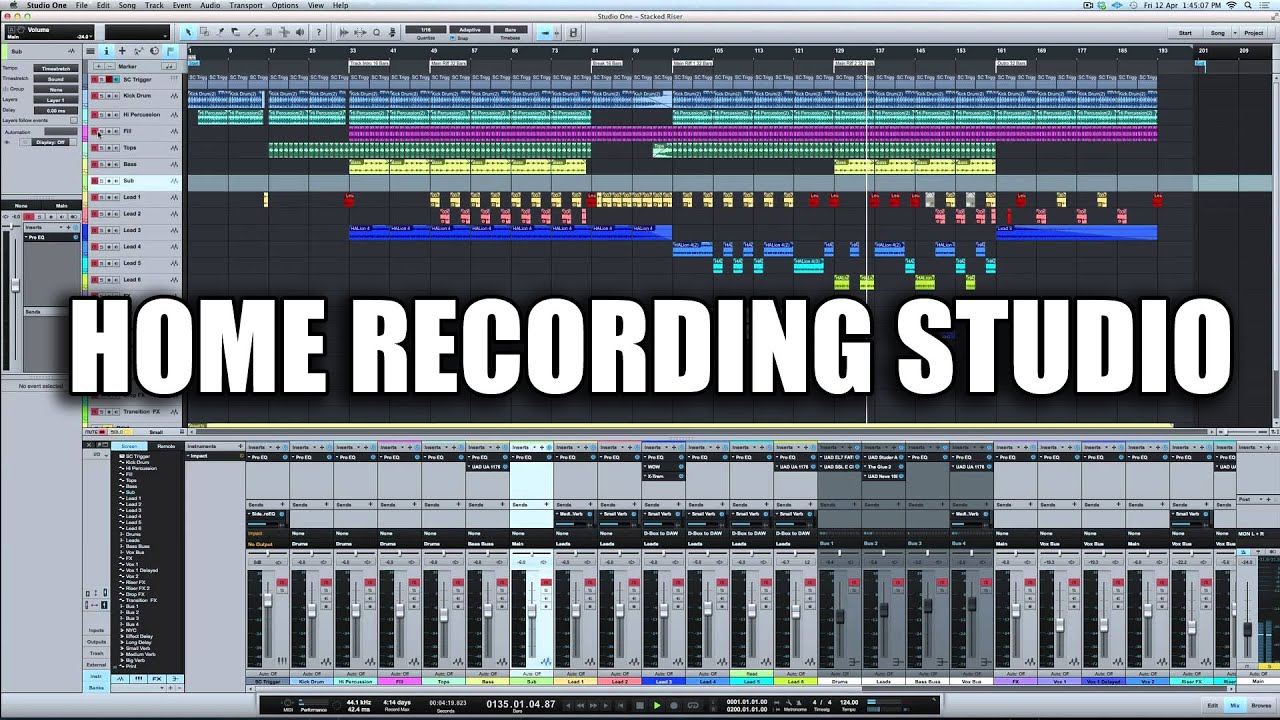 record your own song free download recording software!!! - youtube