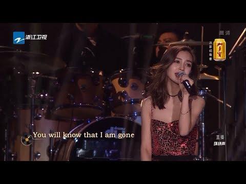 【CLIP】Angelababy《Five Hundred Miles》《2018领跑演唱会》20171230 [浙江卫视官方HD]