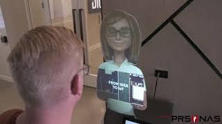 PRSONAS-VMS™ - Digi's Digital Receptionist