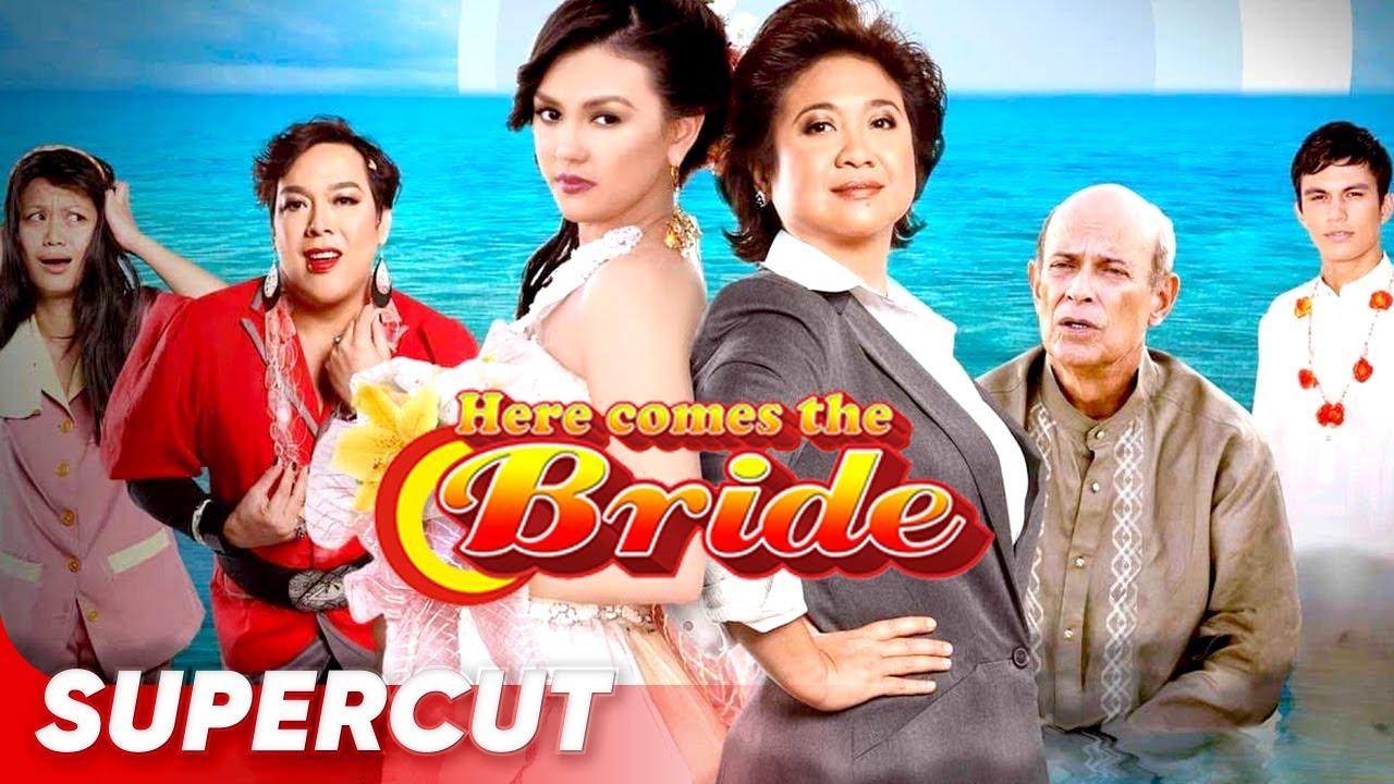 Here Comes The Bride Angelica Panganiban Eugene Domingo Supercut Youtube