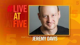 Broadway.com #LiveatFive with Jeremy Davis of CATS