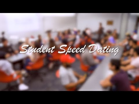 SF Student Speed Dating Class