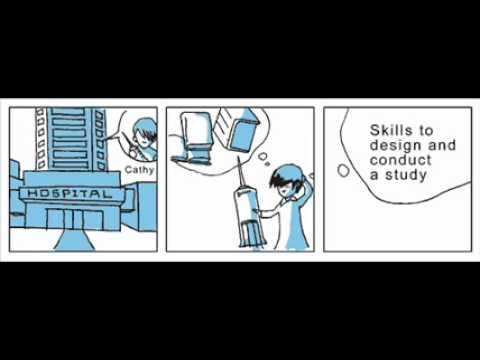 留學英文聽力練習(016):介紹研究及工作經驗