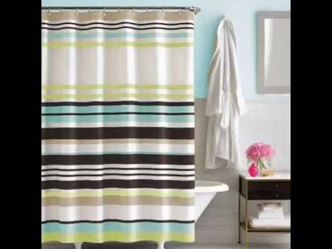 Striped Shower Curtain By Colormehouse.com
