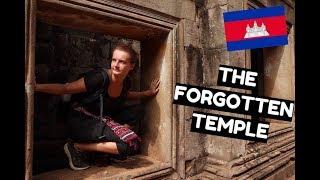 Finding hidden treasure in Angkor Wat Temple! | Cambodia Travel Vlog 2019
