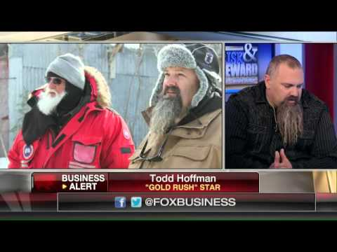 'Gold Rush' Star On The TV Show, Gold Mining