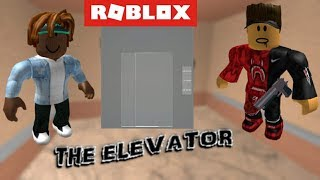 Roblox Elevator Gameplay with Trap God Baby