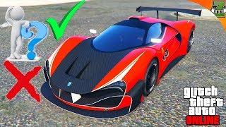 DAS SCHNELLSTE AUTO IN GTA 5 ? LOHNT SICH DER KAUF VOM NEUEN GROTTI VISIONE | Smugglers Run Update