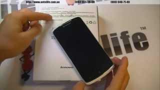 lenovo S920 MTK6589 обзор смартфона