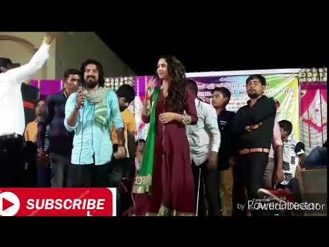 Vijay Suvada-Kinjal DaveNonstop Latest Live Gujarati Garba Hd Video
