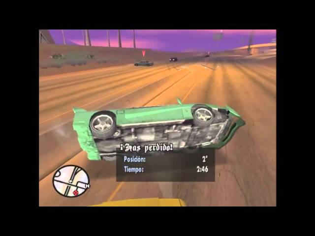Gta san andreas accidentes automovilisticos parte 2 Videos De Viajes