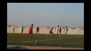 بعض لقطات المباراة الودية إتحاد الدوسن و أمل بلدية سيدي خالد