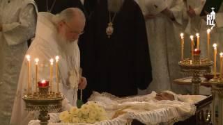 Патриарх Кирилл совершил отпевание посла России в Турции А.Г. Карлова