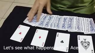 Gambar cover Inilah trik sulap , menggunakan kartu!!!!
