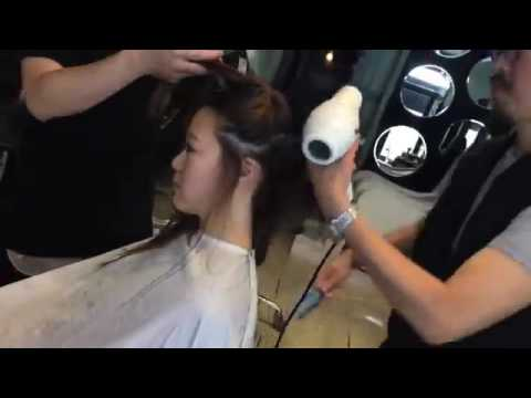 Bob long haircut tutorial  hair cutting haircut bob 2017