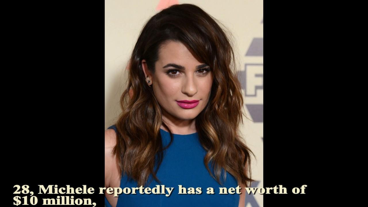 Lea Michele Net Worth Hot Video - Youtube-1704