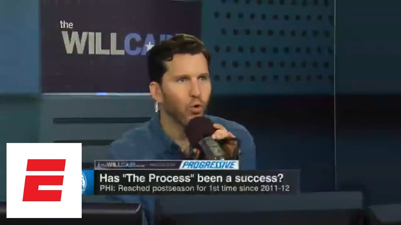 Will Cain: If you say The Process isn't working, you don't know anything | Will Cain Show | ESPN