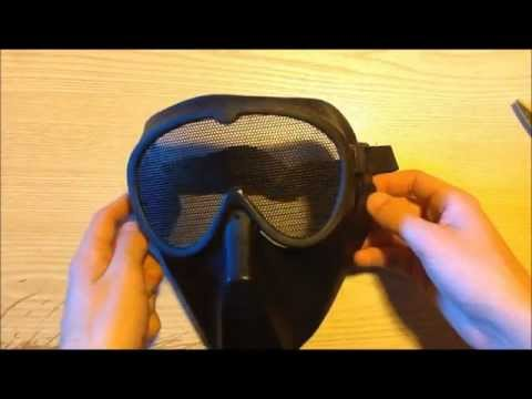 DIY Mesh Mask Repair