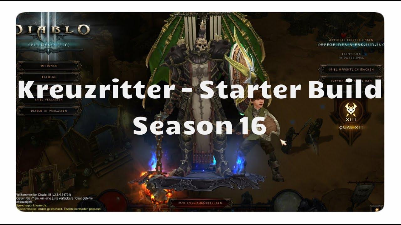 Kreuzritter Season 16
