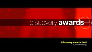 2015 Youth Awards - Discovery Awards