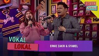 Vokal Lokal: Ernie Zakri & Syamel | Borak Kopitiam (10 Ogos 2019)