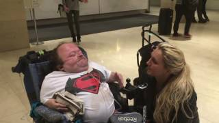 Charlotte from WWE Interview Pre Summerslam 2016 Questions With Quentin