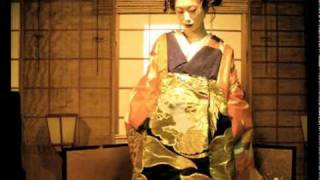 Becoming Oiran(花魁) - it's something a little different from Geish...