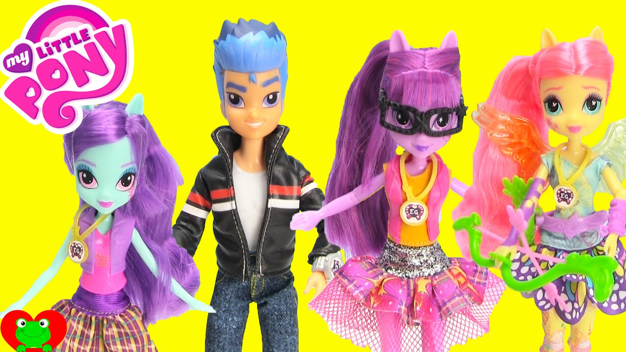 Pony Games Girls Equestria Dolls Friendship My Flash Little Sentry OkiuXZP