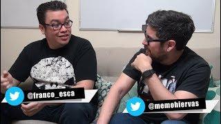 Fuera Del Control.- Platicando de videojuegos con Franco Escamilla