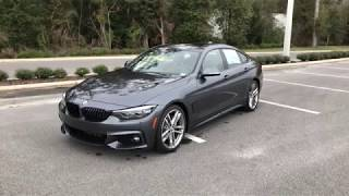 2018 BMW 440 Gran Coupe / BMW of Ocala / walkaround