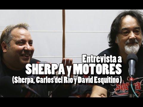 Entrevista a Sherpa y Motores