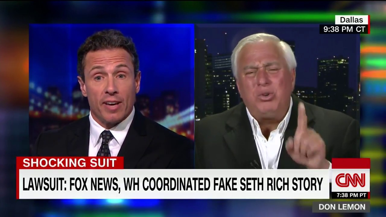 GOP donor Ed Butowsky on retracted Fox News Seth Rich ...