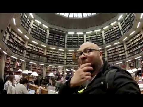 Pablo @ Maughan Library - King's College London 2017
