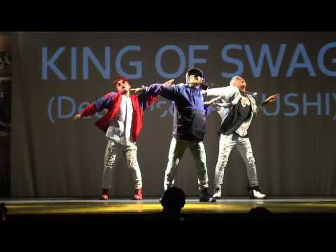 KING OF SWAG(Dee ,Yusei , ATSUSHI ) [TOKYO DanSt☆R vol.2]