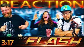 "The Flash 3x17 REACTION!! ""Duet"""