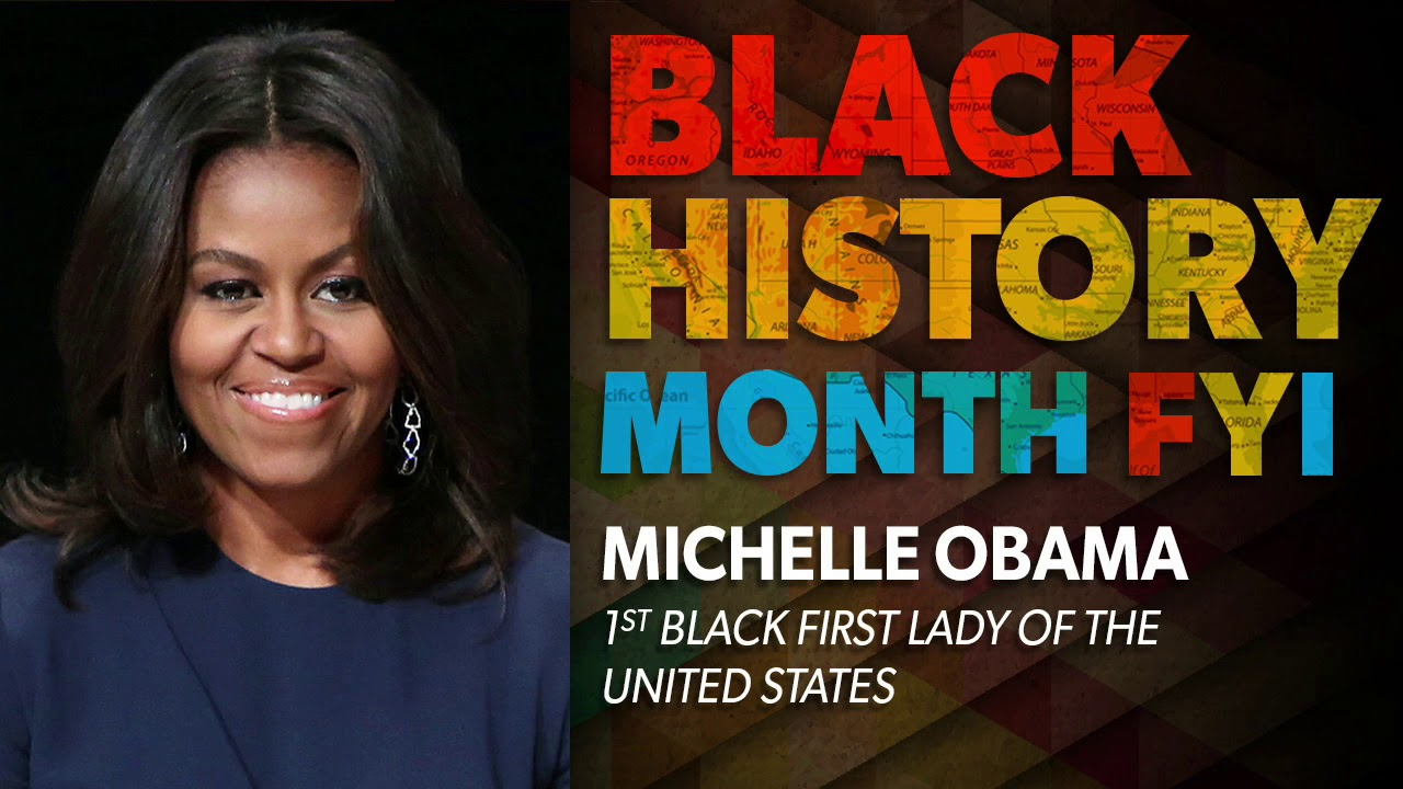Black History Month Fyi Michelle Obama The View Youtube