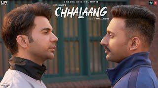 Gambar cover Chhalaang - Jo Jeetega, Naukri Uski | Rajkummar R, Nushrratt B | Streaming Now on Amazon Prime Video