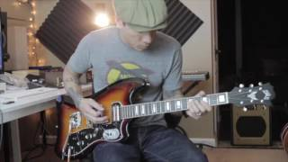 Guild S-200 T-Bird Demo by R.J. Ronquillo