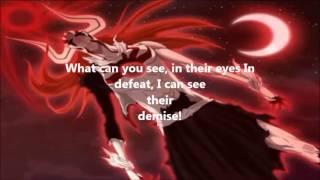 Bleach OST Vasto lorde (lyrics)
