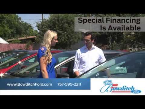 Used Ford Escape FinancingNewport News, VA 23601