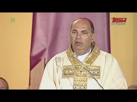 Homilia ks. bp Grzegorza Kaszaka wygłoszona w parafii św. Maksymiliana Marii Kolbego w Olkuszu