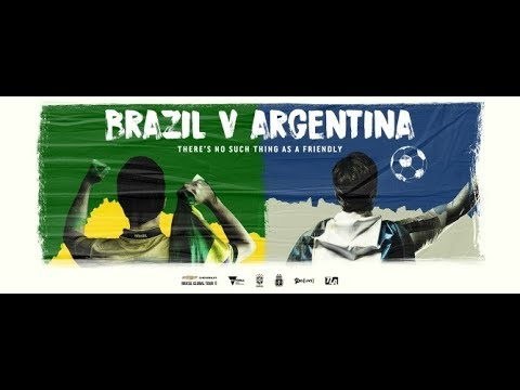 Electricity Wizard Brazil Global Tour 2017 Animation 3