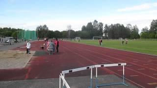 Vattenfall-seuracup 18.6.2014, Teemu Malinen 60 m