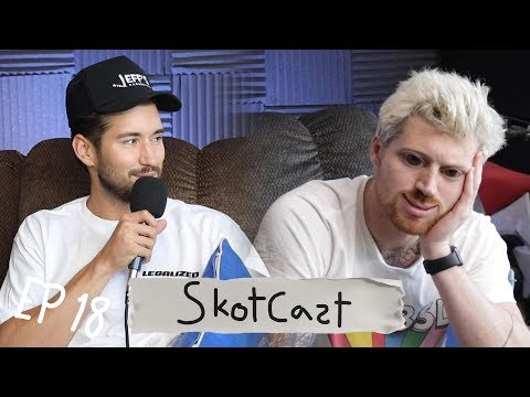 Scott Opens Up to Jeff While High | Skotcast Ep. 18