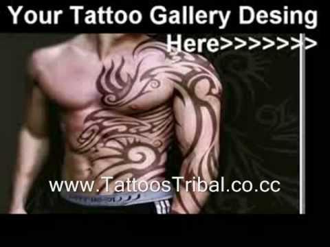 Tribal Tattoos - Tribal Tattoo Designs Gallery